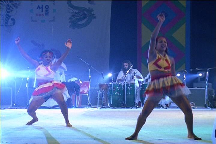 자매도시 국제 민속 대축제 (<font color=red>대한뉴스</font> 2033호 수록)